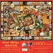 Mah Jongg Masters Collage 1000 piece Jigsaw Puzzle - 171769